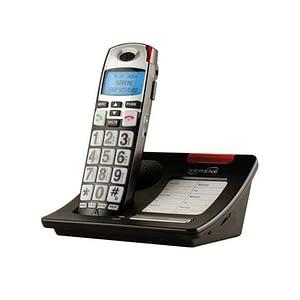 SERENE Big Button Loud Volume CL-35 Cordless Phone