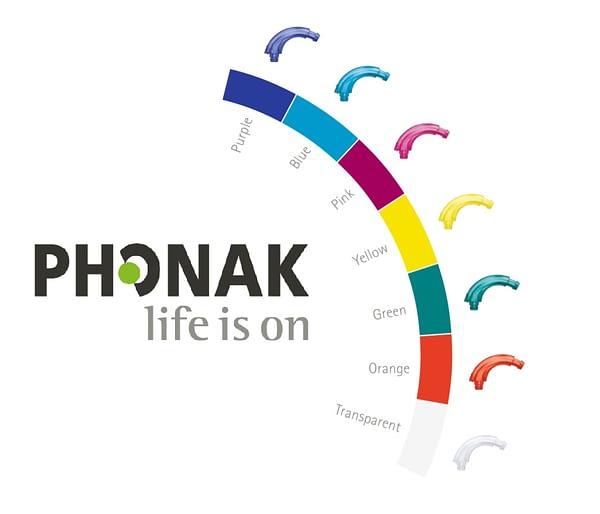 Coloured Hooks Image