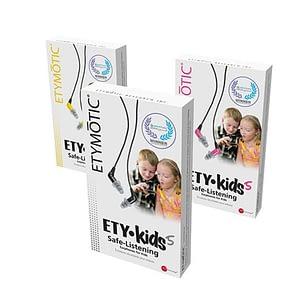 ETY Kids Sound Limiting Earphones