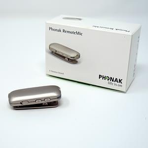 Phonak RemoteMic – Hearing Aid Microphone