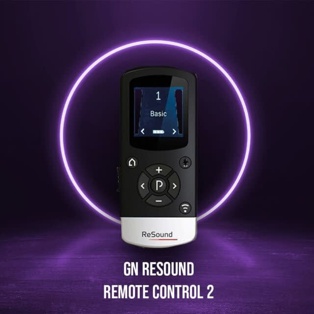 Pocket sized and with a built in display screen, the GN ReSound remote control 2 helps you to alter the volume and programs on your hearing aid fuss free!  #hearingassistance #hearingloss #hearinglosssupport #hearing #GNReSound #hearingaid #hearingaids #hearingaidrmeote