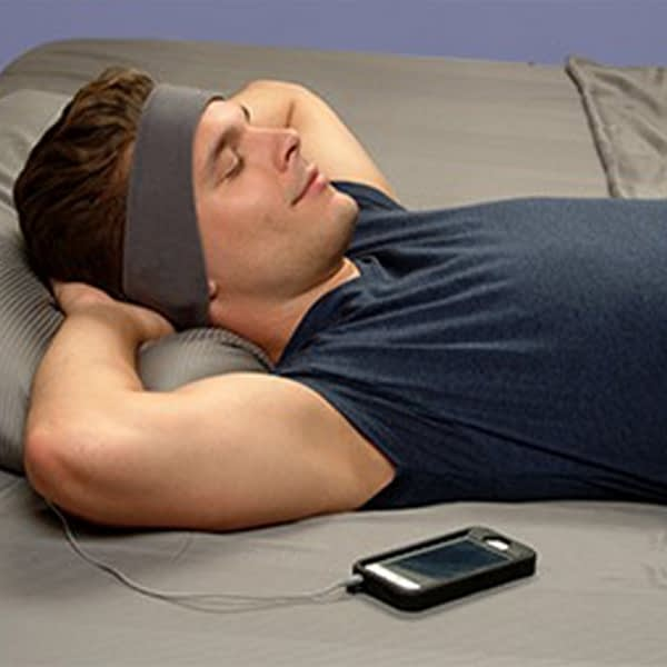sleep phone in use