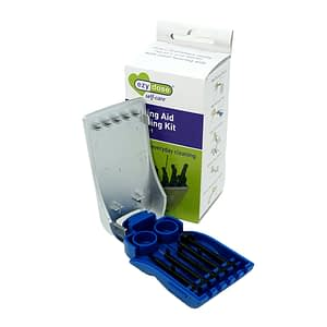 5-in-1 Hearing Aid Cleaning Tool Kit