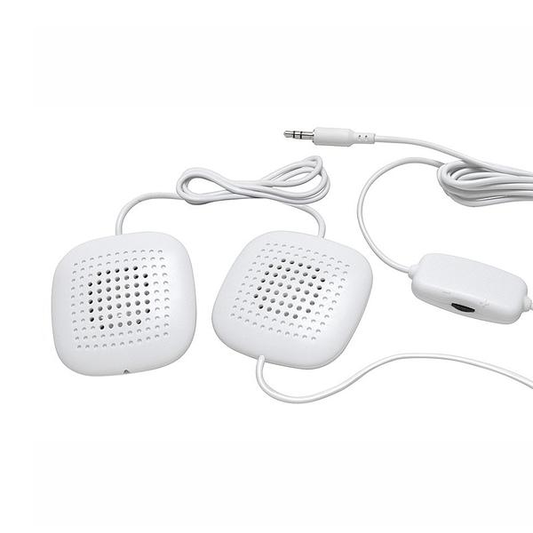 sound oasis sleep therapy pillow speaker