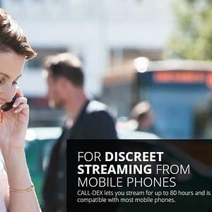 Widex CALL-DEX – Mobile Phone Streamer