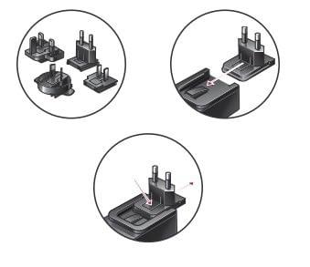 Starkey Worldwide adapters