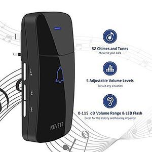Novete Wireless Doorbell