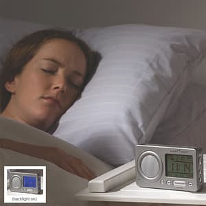Sound Oasis S-850 Travel Sleep Sound Therapy System