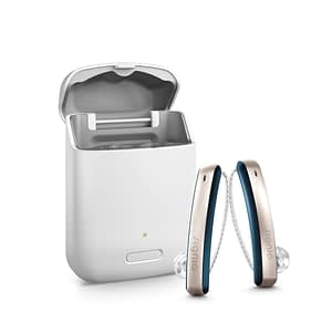 Signia Styletto Connect Charger Case