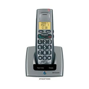 BT Freestyle 710 Digital Cordless Handset