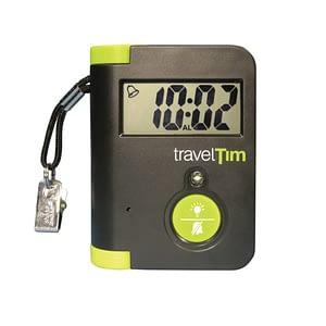 travelTim Vibrating Travel Alarm Clock