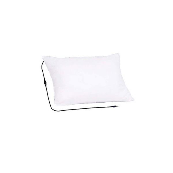sound pillow on white background