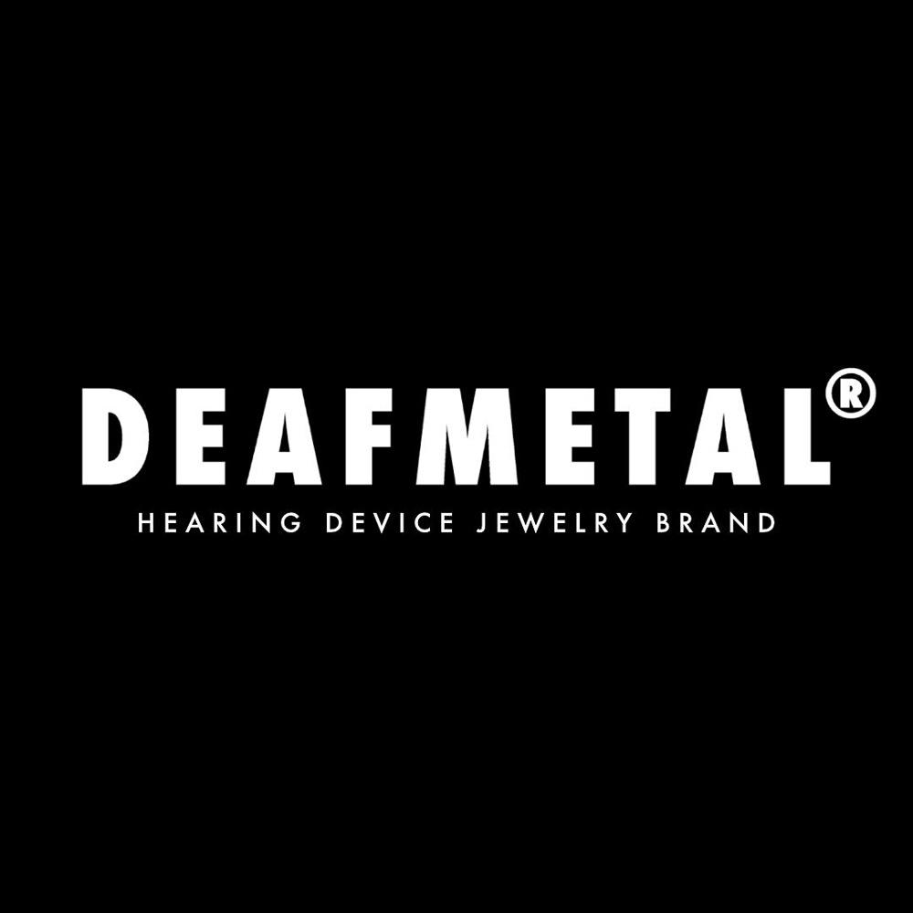 deafmetal logo
