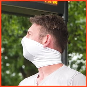 Anti Viral Re-Usable Face Mask. 99.99% Effective Against Covid-19 by MMXX