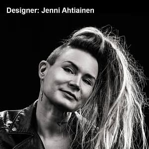 DeafMetal Designer Jenni