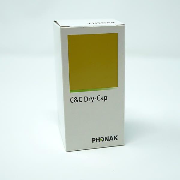 dry cap box