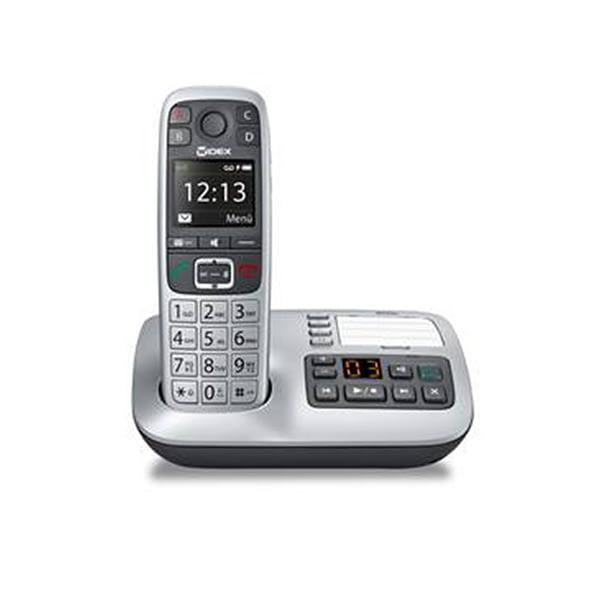 Widex Phone on white background