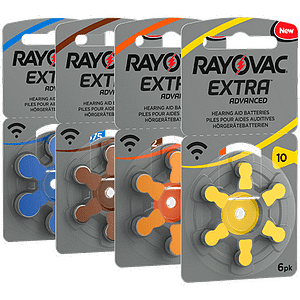 SPECIAL OFFER: Rayovac ProLine Extra Batteries – Box of 60 Batteries for £16